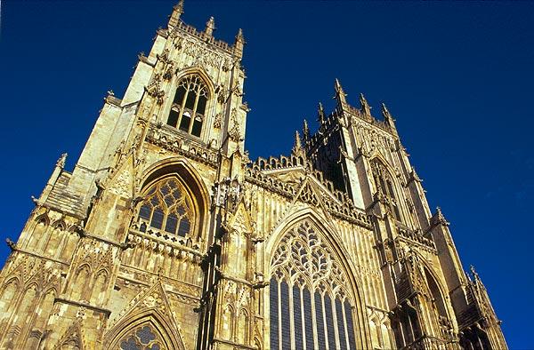 Katedrála v Yorku
