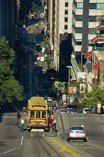 San Francisco, California Street