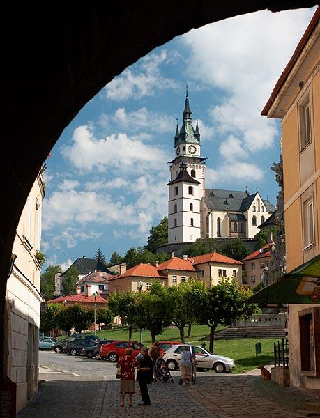 Kremnica, městský hrad