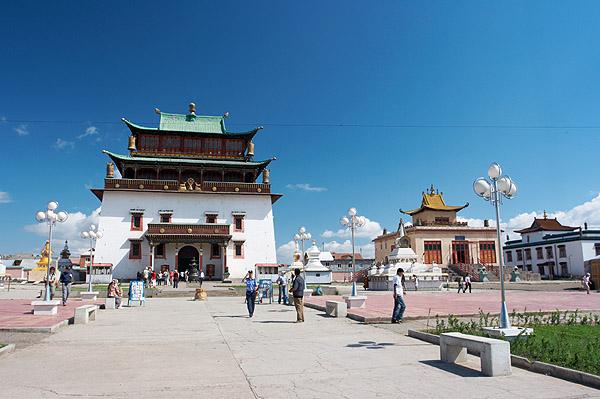Buddhistický klášter Gandan