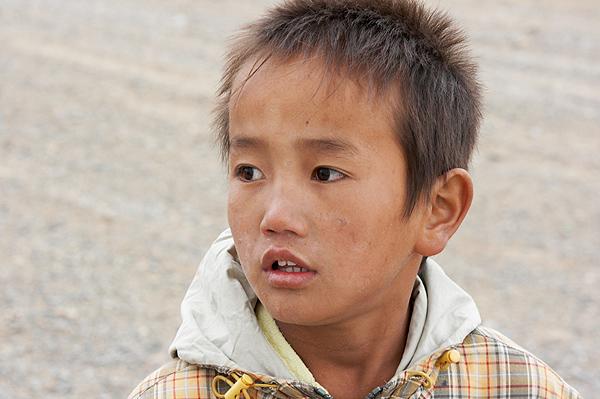 Kluk z pouště Gobi