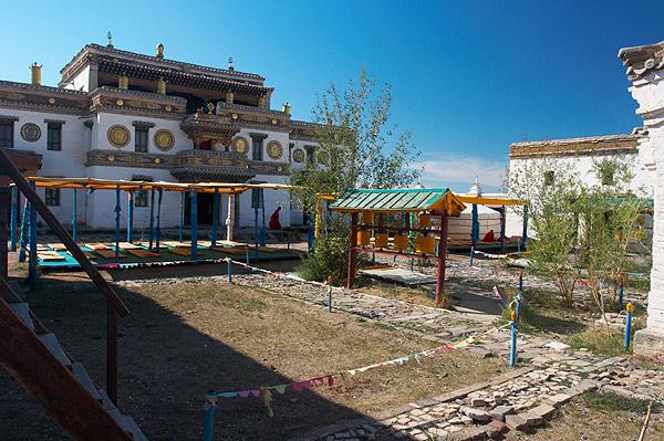 Buddhistický chrám Lavran