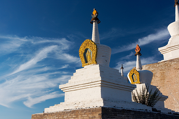 Buddhistické stúpy