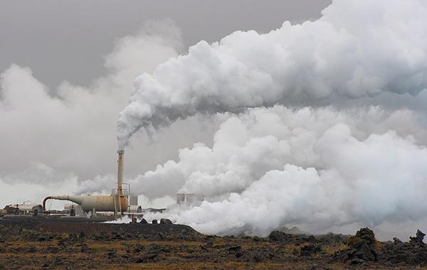 Geotermální elektrárna