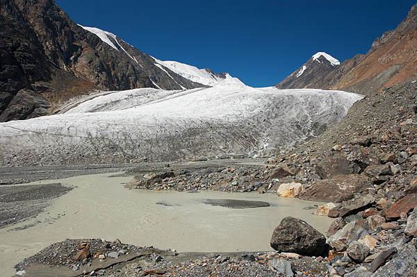 Ledovec Velký Aktru