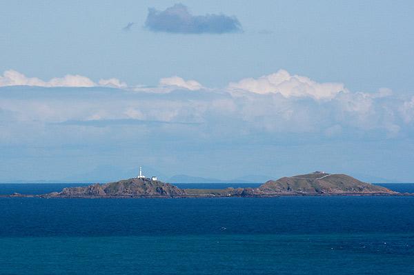 Maják na ostrově Inishtrahull