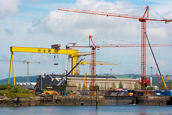 Doky Harland and Wolff