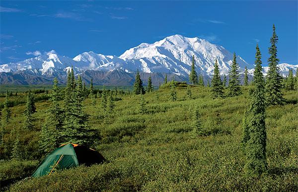Hora Mount McKinley