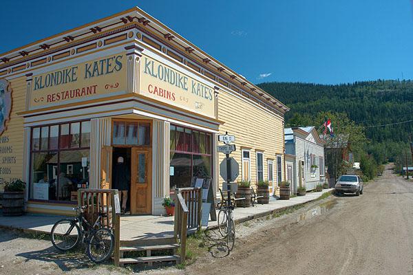 Klondike Kates Restaurant, Dawson