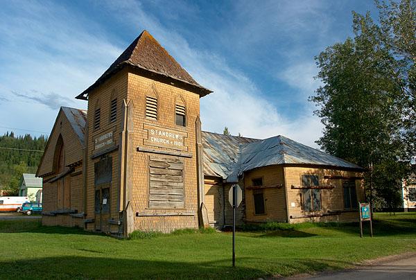 St. Andrew Church, Dawson