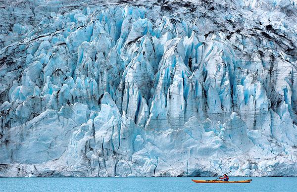 Ledovec Shoup Glacier