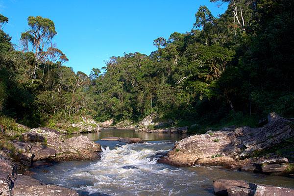 Řeka Namorona