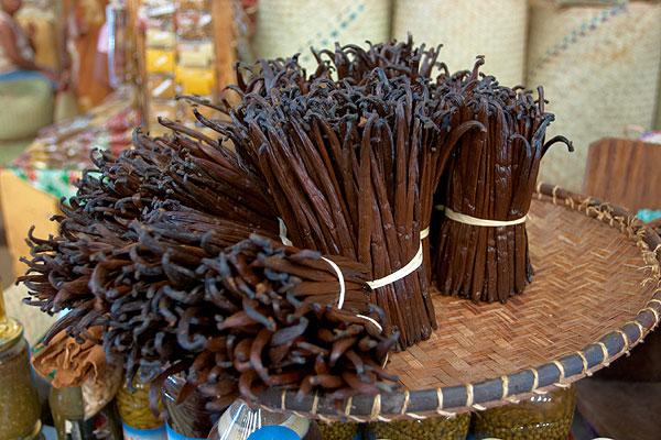 Madagaskarská vanilka