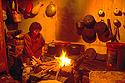 Žena ve své kuchyni