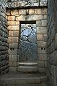 Inkovské kamenné dveře