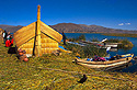 Plovoucí ostrovy národa Uru