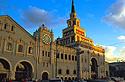 Kazaňské nádraží v Moskvě