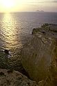 Jižní Kréta - slunce nad mořem