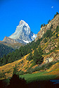 Matterhorn - ikona Švýcarska