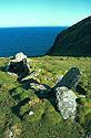 Kamenná hranice na Dursey Head