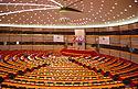 Europarlament, velký plenární sál