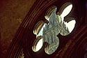 Věž katedrály v Salisbury, detail
