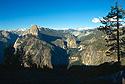 Glacier Point, vyhlídka