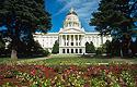 Sacramento, California State Capitol
