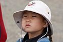 Malý Mongolík v kloboučku
