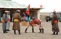 Mongolský zápas