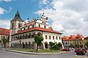 Levoča, renesanční radnice