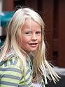 Malá islandská blondýnka