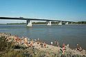 Most přes řeku Ob