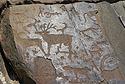 Petroglyfy Kalbak Taš