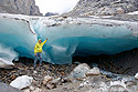 Ledovec Malý Aktru, 2010
