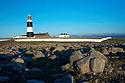 Maják na ostrově Tory
