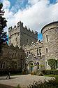 Vchod do hradu Glenveagh Castle