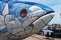 Velká modrá ryba