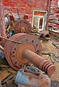 Staré železo v Kennecottu