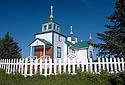 Ninilchik, pravoslavný kostel