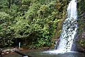 Vodopád v džungli Ranomafana